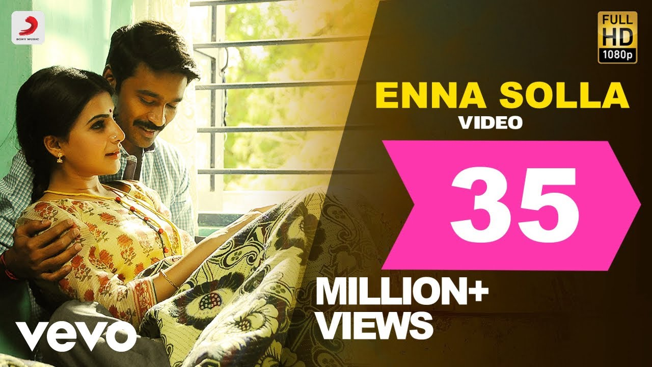 Enna Solla Song Lyrics In English|  Enna Solla Song Telugu Lyrics