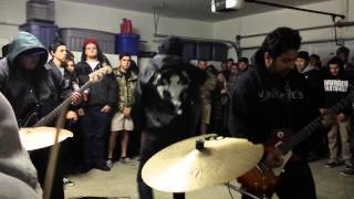 Terror In the Streets house show 12/6/2013