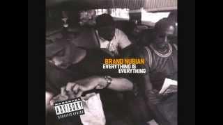 Brand Nubian - Claimin' I'm a Criminal (1994)
