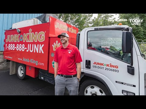 , title : 'Business Profile: Junk King picking up business