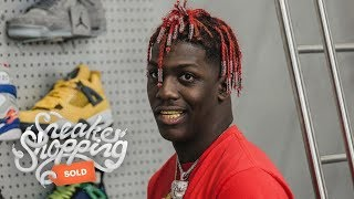 Lil Yachty Goes Sneaker Shopping With Complex
