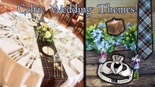 Tartan & Heritage Symbols In Your Celtic Wedding