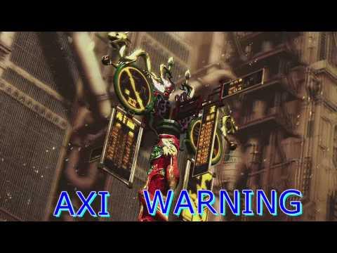 Axi - Warning HD