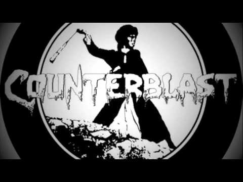 Counterblast - The Bitter End online metal music video by COUNTERBLAST