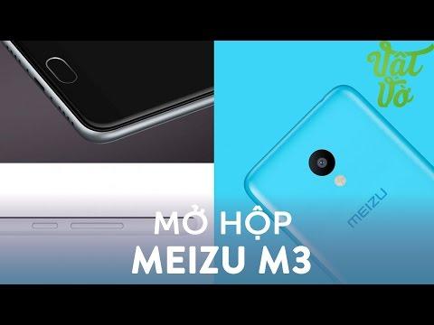 Hình ảnh Video - Mở hộp & đánh giá nhanh Meizu M3: hoàn thiện trau chuốt, cấu hình tốt, giá hợp