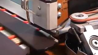 Машина для разгрузки ремней с сушильным и окрашивающим блоком Galli R5 S