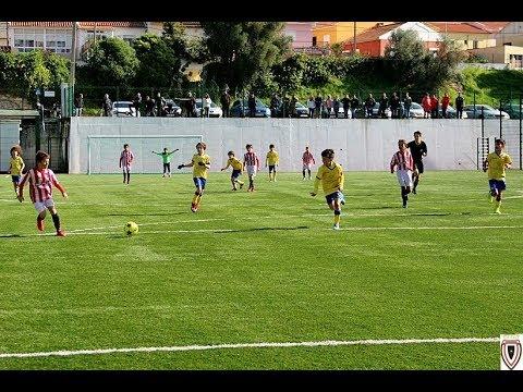 c118fe9253e50 AF Lisboa Séries E2 Série 9 Fut 7 Jun.E S11 Oeiras 7-0 EF Belém ...