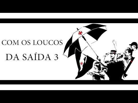 """""""Na Barreira Eu Vou Festejar"""" Barra: Guerreiros do Almirante • Club: Vasco da Gama"""