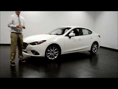 New 2014 Mazda 3 Sedan