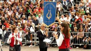 preview picture of video 'Festa dell'Uva 2010 - Impruneta - Banda'