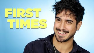 Avan Jogia Tells Us About His First Times