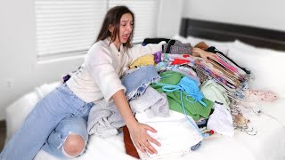 *RUTHLESS* Closet Clean Out (i'm selling so much stuff!!)