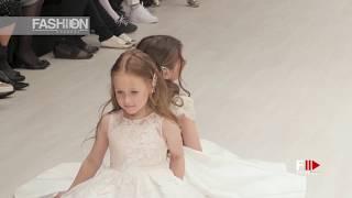 ANGE ETOILES Belarus Fashion Week Fall Winter 2017 2018 - Fashion Channel