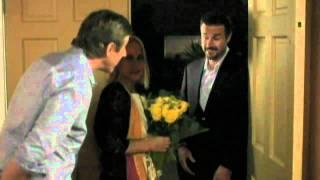 Dans les coulisses, avec Patricia Arquette et David Arquette- VO