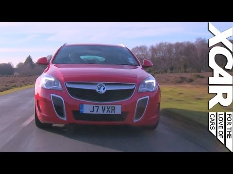 Vauxhall Insignia VXR Supersport: Understated grunt - XCAR