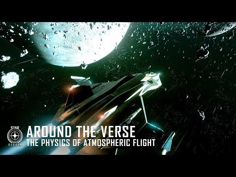 Around the Verse - The Physics of Atmospheric Flight