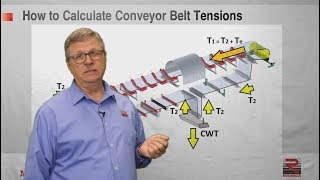 How To Calculate Belt Tensions in Bulk Handling Conveyors