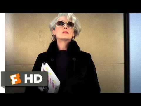The Devil Wears Prada (1/5) Movie CLIP - Gird Your Loins! (2006) HD