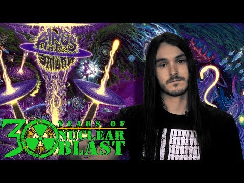 RINGS OF SATURN - The Evolution of the Band's Sound (OFFICIAL TRAILER)