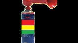 Reggae Air Horn (Dancehall Style)