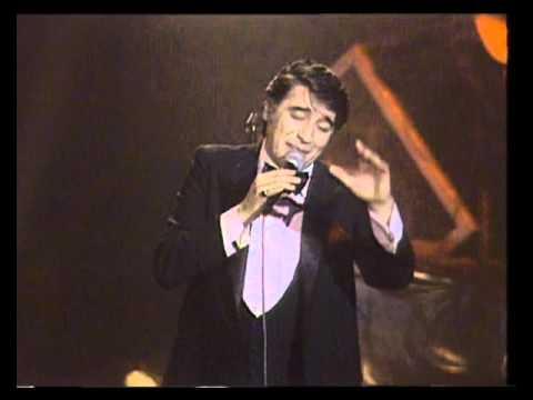 Sandro video Quiero llenarme de ti - Teatro Astros 1988