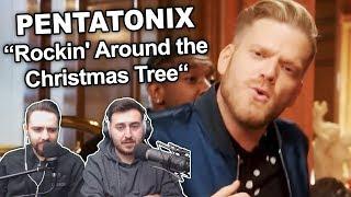"Singers Reaction/Review to ""Pentatonix - Rockin' Around The Christmas Tree"""
