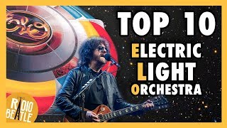 TOP 10 Canciones de ELECTRIC LIGHT ORCHESTRA (ELO) | Radio-Beatle