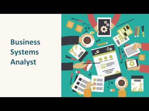 Business Systems Analyst Overview part 1 - YouTube