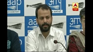 It was a riot like situation and the Police were mute spectators: AAP leader Ashish Khetan