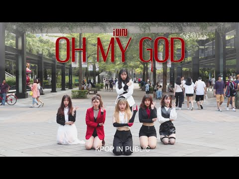 [KPOP IN PUBLIC CHALLENGE] (G)I-DLE ((여자)아이들) - Oh my god Dance Cover by F.Nix from Taiwan