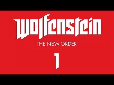 Прохождение Wolfenstein: The New Order — Часть 1: Крепость Черепа