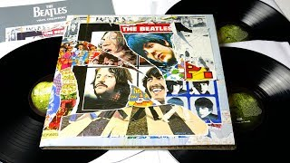 The Beatles - Anthology 3 - The Beatles Vinyl Collection Unboxing