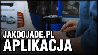 Jakdojade.pl - Podróżuj szybciej komunikacją miejską! (Przegląd Aplikacji #1)