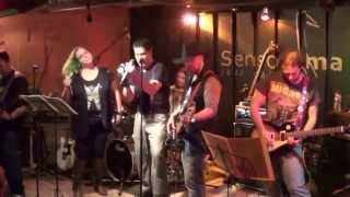 Hot Town - What's Goin' On Here (Deep Purple Cover) - Sensorama 30-11-2013