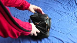 Case Logic SLRC-201 SLR Zoom Holster (Black)... [Review In Description]