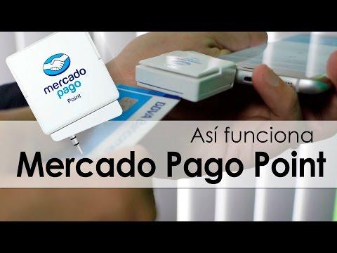 Ya puedes cobrar con tarjeta desde tu smartphone con Mercado Pago Point
