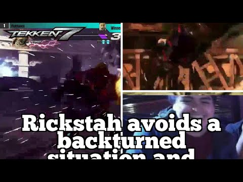 Daily FGC: Tekken 7 Highlights: This is how to break havo