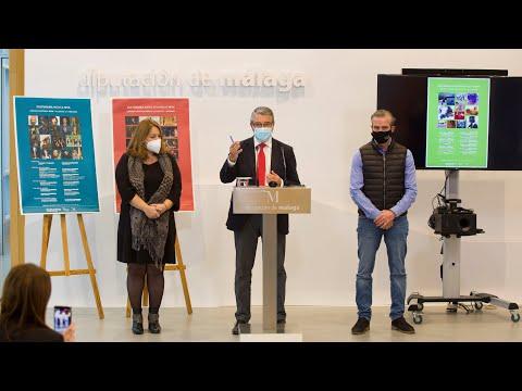 Presentación de la programación de Culturama para el primer semestre de 2021
