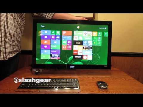 Acer Aspire 7600U Hands-On