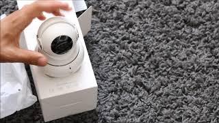 Überwachungskamera Littlelf WLAN IP Kamera Test