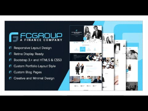 mp4 Finance Html5 Template, download Finance Html5 Template video klip Finance Html5 Template