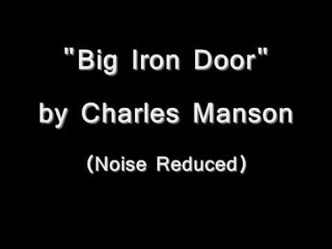 Música Big Iron Door