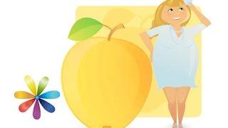 """Подбираем осенний гардероб по типу фигуры """"яблочко"""" - Лучшие советы «Все буде добре»"""