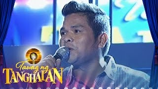 Tawag ng Tanghalan: Michael Siaboc | Victims of Love