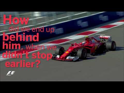 Radio Raikkonen | Kimi's Top 5 Moments of 2017 So Far