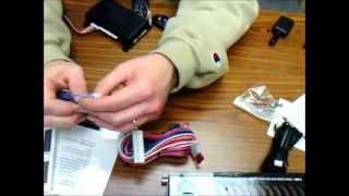 DEI Avital / Viper Car Alarm and Remote Start Wiring In Detail