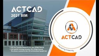 Vídeo de ActCAD 2021 Professional