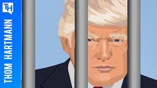 How Arresting Trump Could Solve Border Crisis
