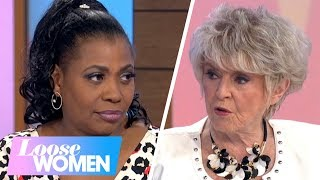The Panel Share How Babies Can Bring Up Feelings of Losing a Loved One | Loose Women