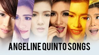 Angeline Quinto Non-Stop Songs